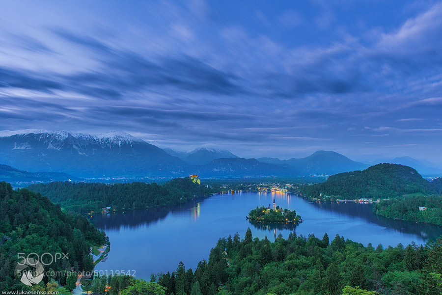 Photograph A scenic view by Luka Esenko on 500px