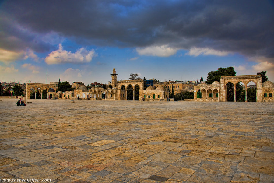 Temple Mount by Donato Scarano on 500px.com