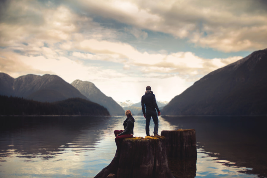 Photograph Taking the World by Lizzy Gadd on 500px