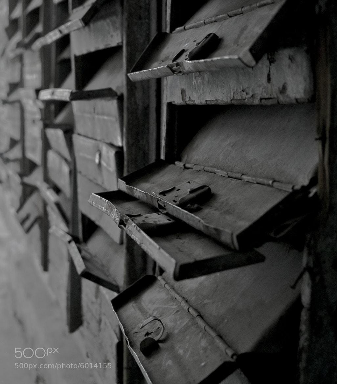 Photograph No More Mail by Mihail Bidnichenko on 500px