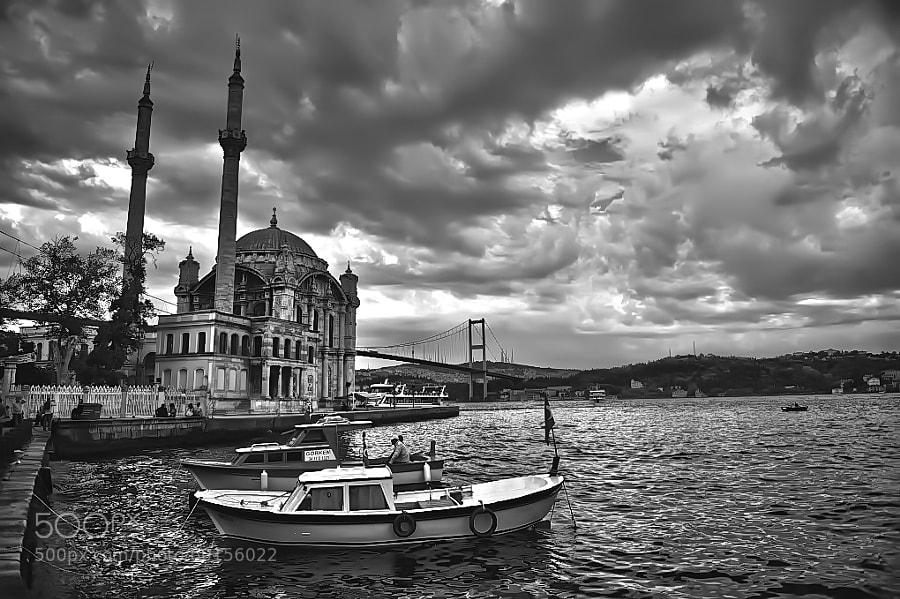 Photograph ortaköy - bosphorus by Haşim Temir on 500px