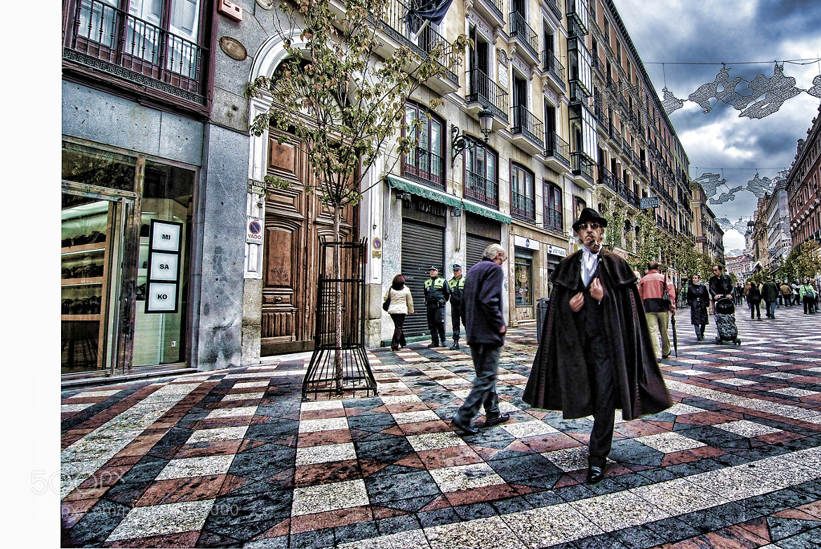 Photograph CALLE ARENAL... by Luis Ferenczi on 500px
