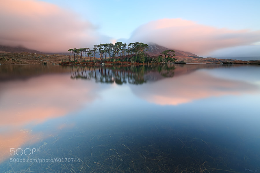 Photograph Derryclare Lough II by Marius Kaste?kas on 500px