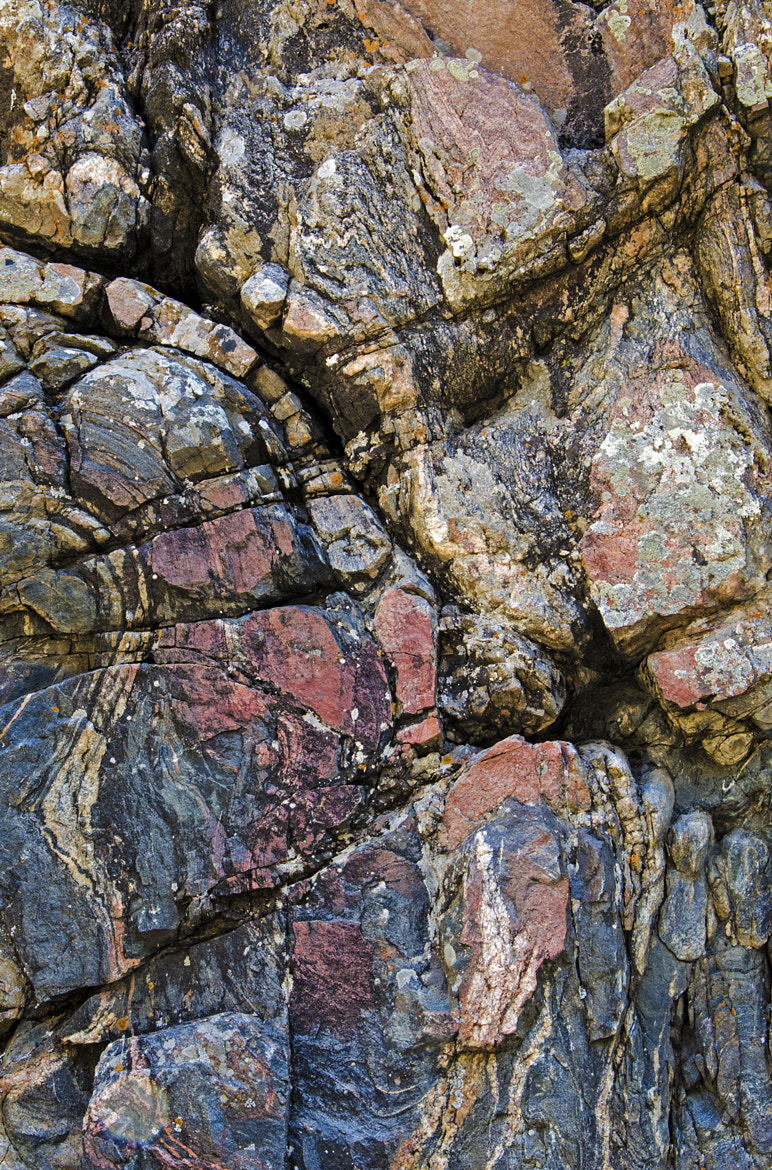 Photograph Canyon Wall Abstract by Jim  Bolick on 500px