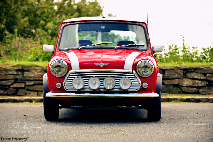 Mini Cooper by PeterFothergill