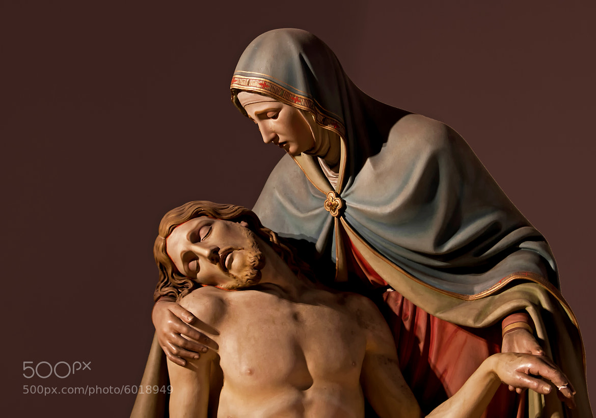 Photograph Jesus by pictures of memory on 500px