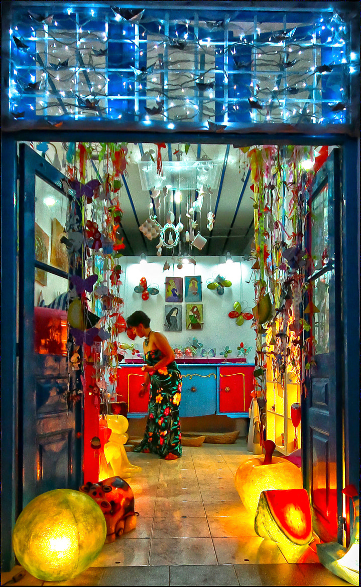 Photograph A Colorful store  by Spilios T on 500px