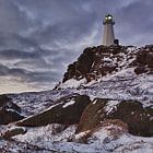������, ������: Cape Spear Lighthouse