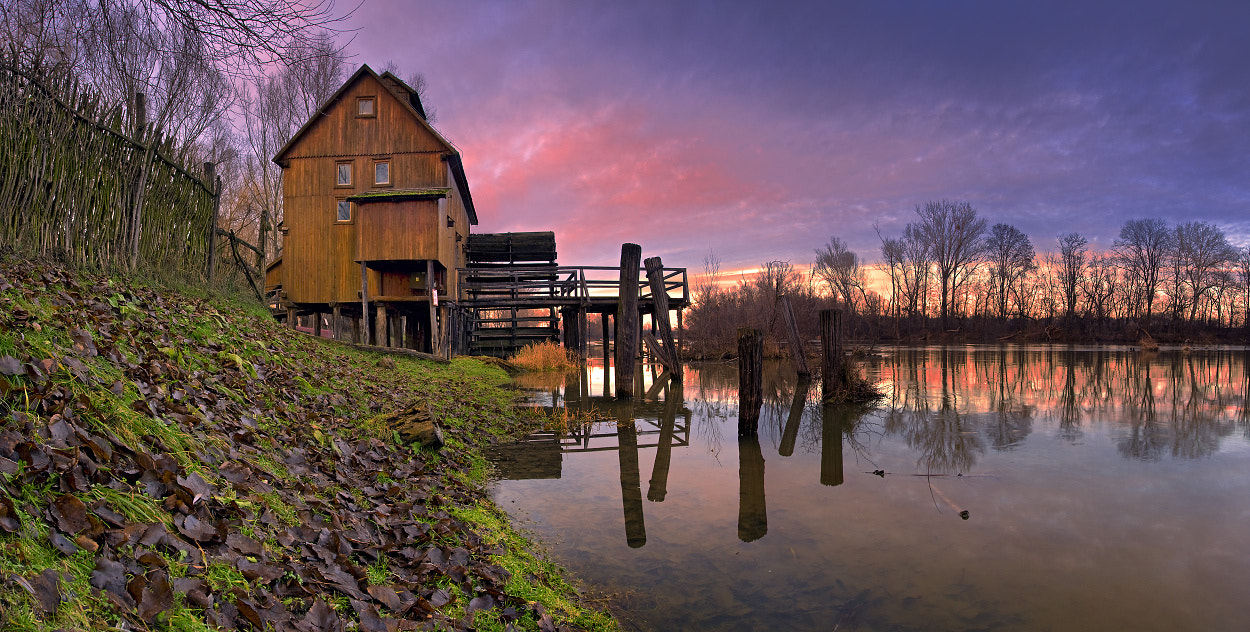 Photograph Watermill - Jelka by Tomas Sereda on 500px