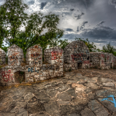 Graffiti Fortress