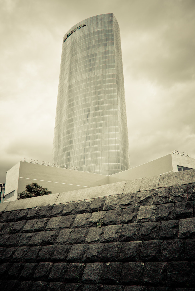 Photograph Iberdrola Tower by Manuel Guerra Paz on 500px