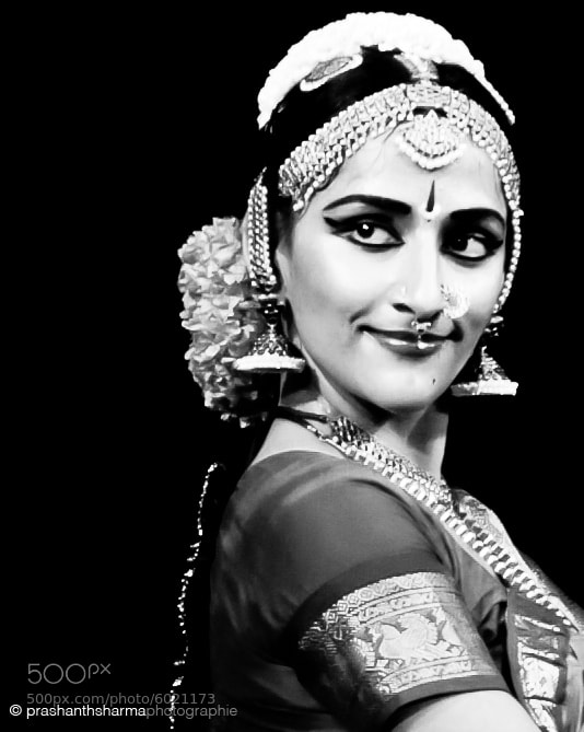 Photograph ~ natya ~ © 2012 - Psphotographie by Prashanth Sharma on 500px