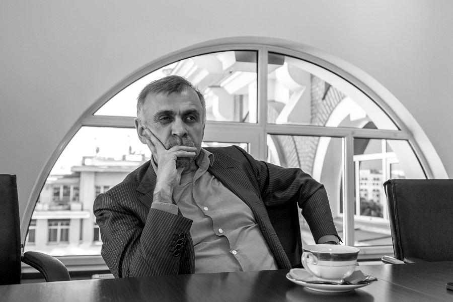 Сергей Васильев, председатель совета директоров Инвестиционной Группы «Русские Фонды»