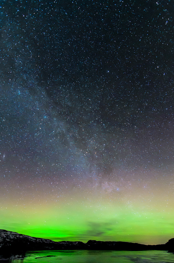 Milkyway and Aurora 2