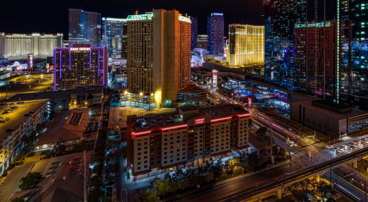 Photograph A Night in Vegas by Brian Behling on 500px
