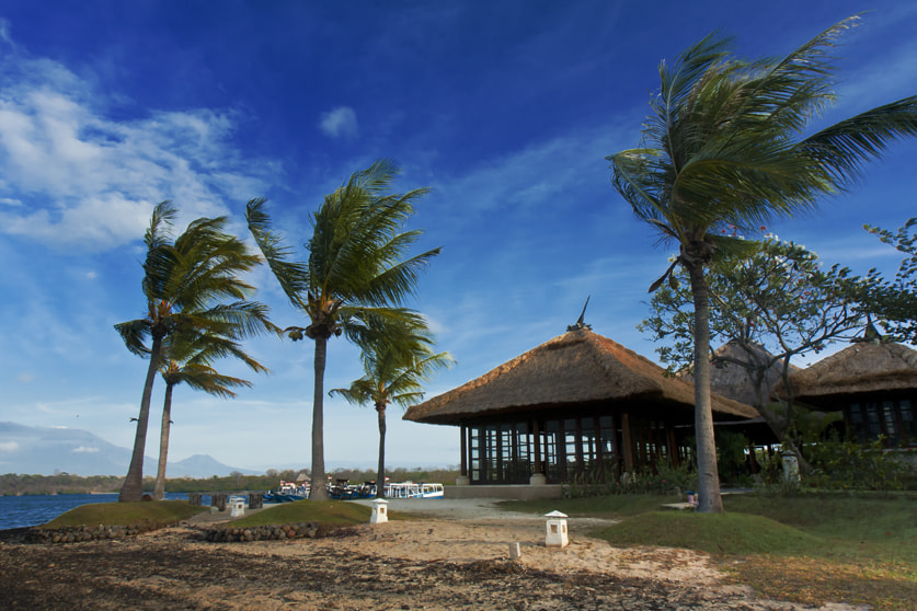 Photograph Blue sky at Mimpi Resort by Wibowo Lumanto on 500px
