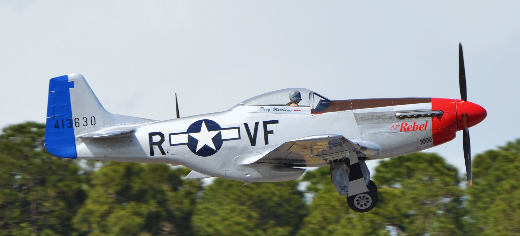 Photograph P-51 Mustang by Michael Fitzsimmons on 500px