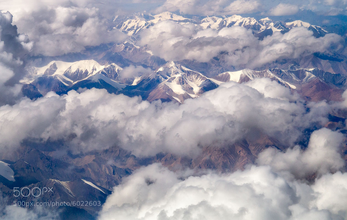 Photograph Tianshan by raz has on 500px