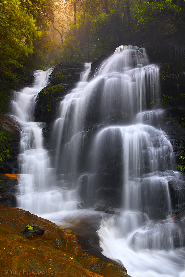 Photograph Sylvia Falls by Yury Prokopenko on 500px