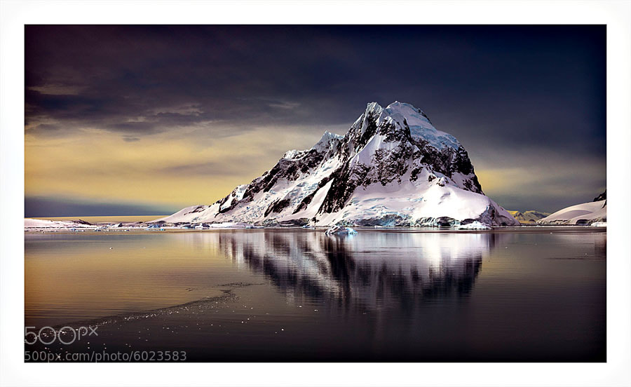 Photograph Booth Island, Antarctica by Peter Eastway on 500px