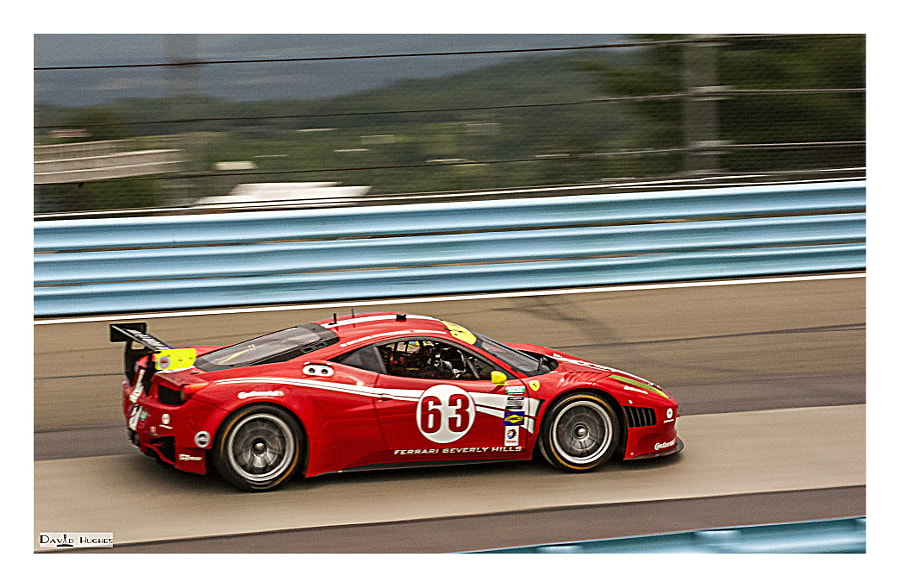 2013 Scuderia Corsa Ferrari 458