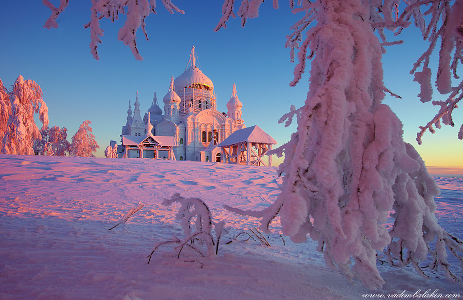 Photograph Winter Fairytale by Vadim Balakin on 500px