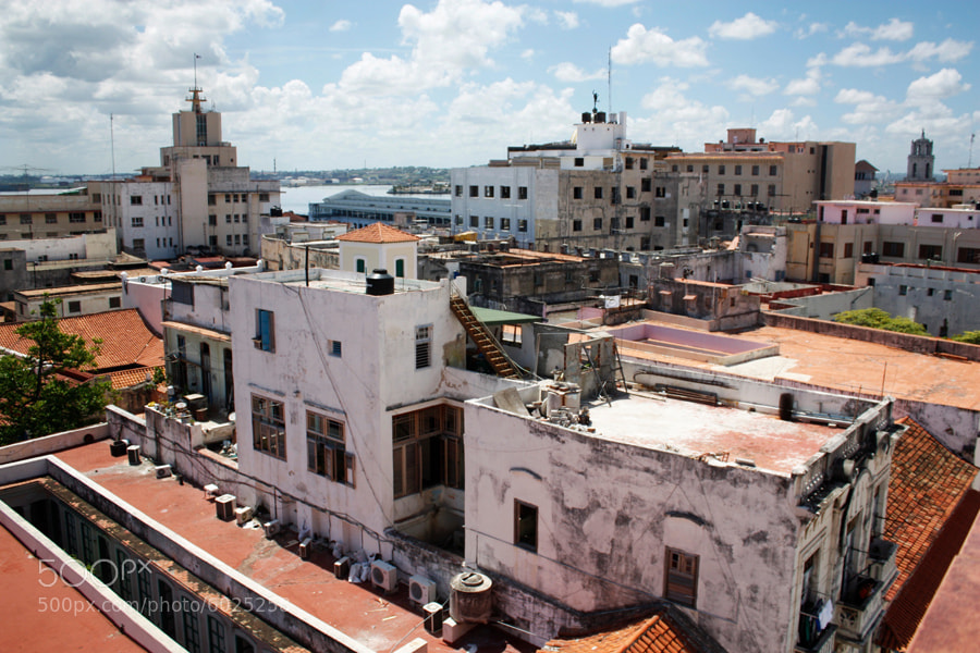 Photograph Havana Panorama  by Luca  Danesini on 500px