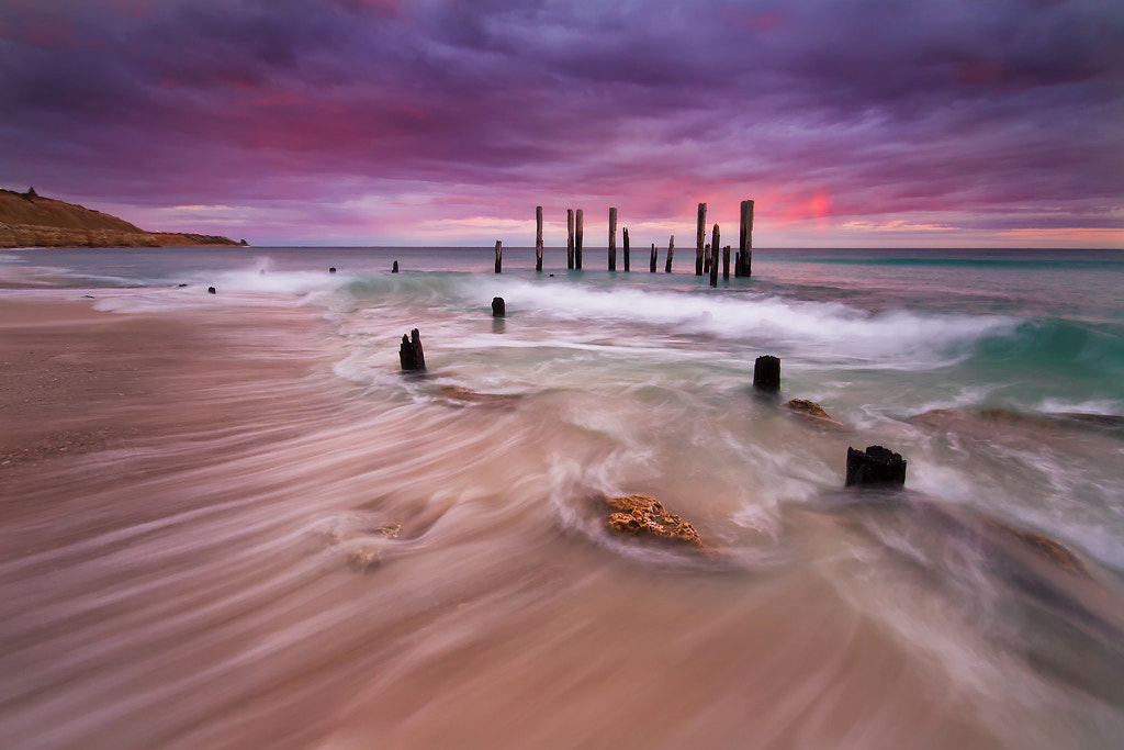Photograph Seaward Rush by Dylan Toh  & Marianne Lim on 500px