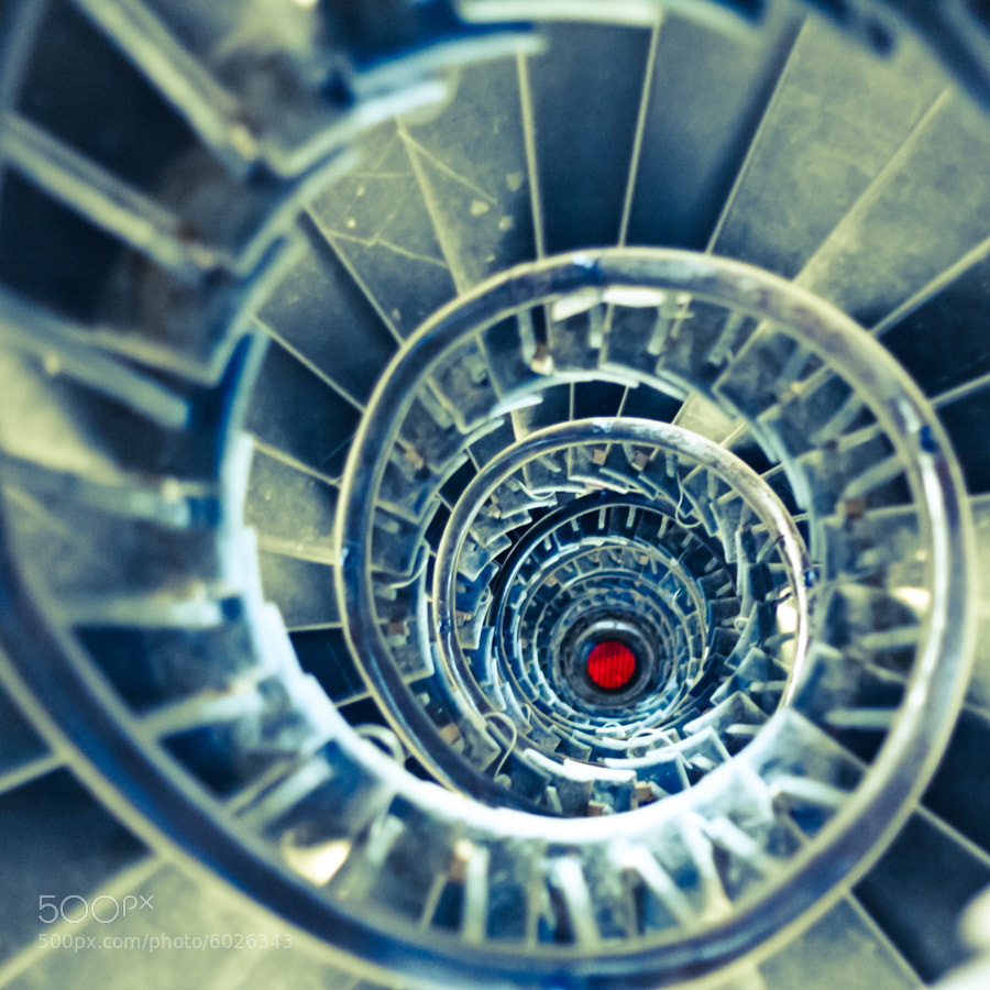 Photograph Forever on a downward spiral by David Asch on 500px