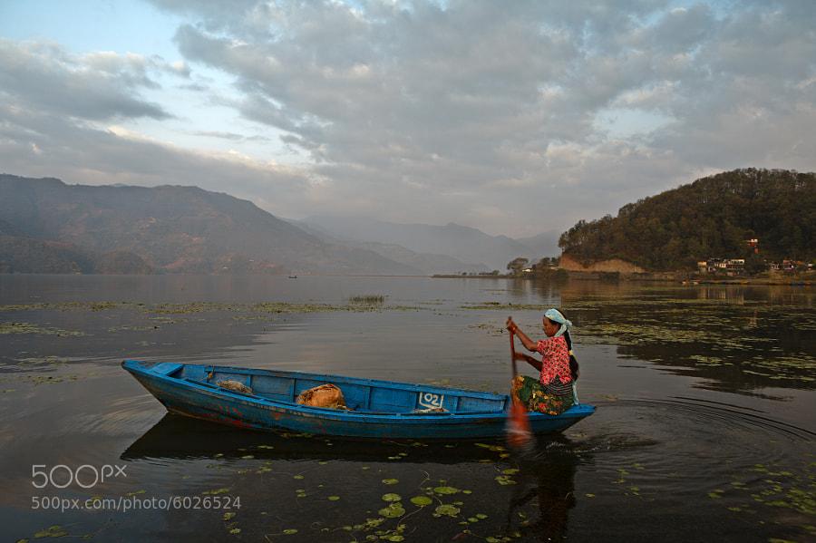 boat trip by EvgenySaukov  (EvgenySaukov) on 500px.com