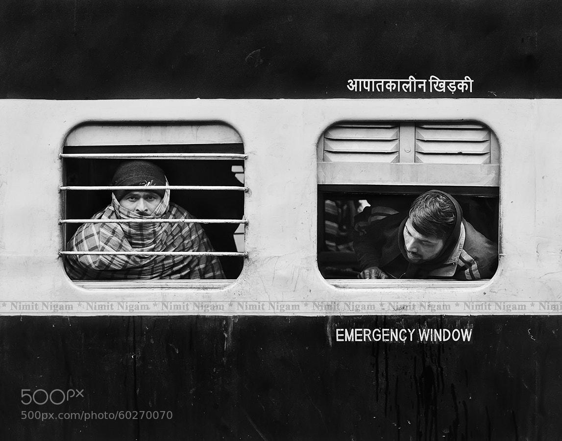 Photograph Apatkalin Khidki (Emergency Window)... by Nimit Nigam on 500px