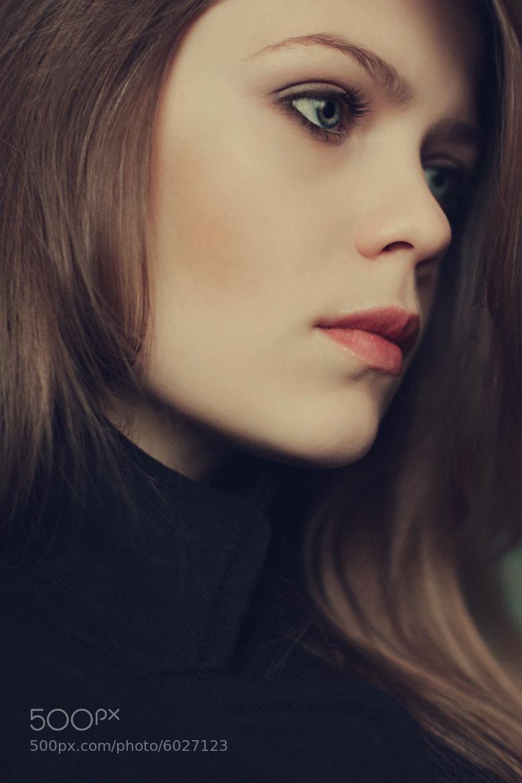 Photograph Selfportrait by Evgeniya Stushnyaya on 500px