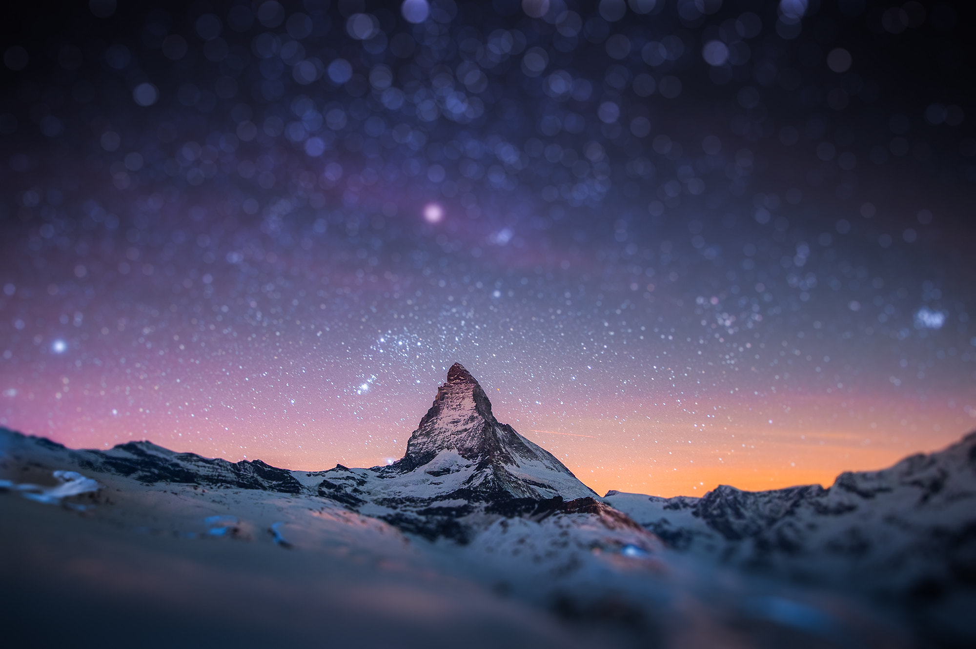Photograph Mini Matterhorn by Coolbiere. A. on 500px