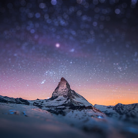 Mini Matterhorn by Coolbiere. A. (Vorrarit)) on 500px.com
