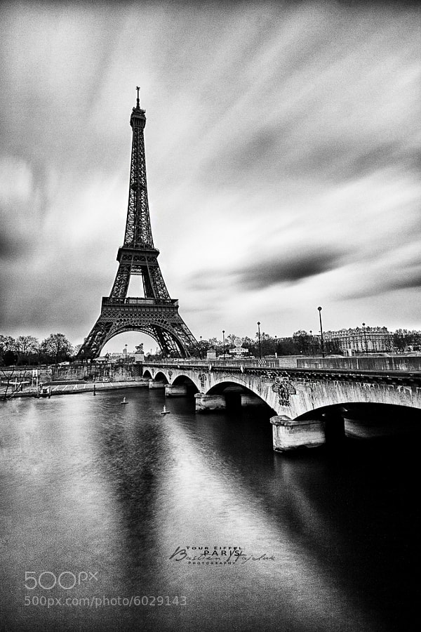 Photograph Paris by Bastien HAJDUK on 500px