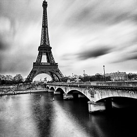 Paris by Bastien HAJDUK (Troudd)) on 500px.com