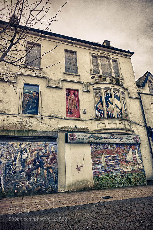 Photograph Street Art by Stuart Crawford on 500px