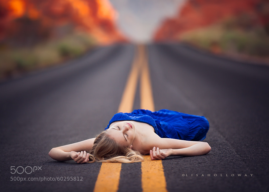 Photograph The Road by Lisa Holloway on 500px
