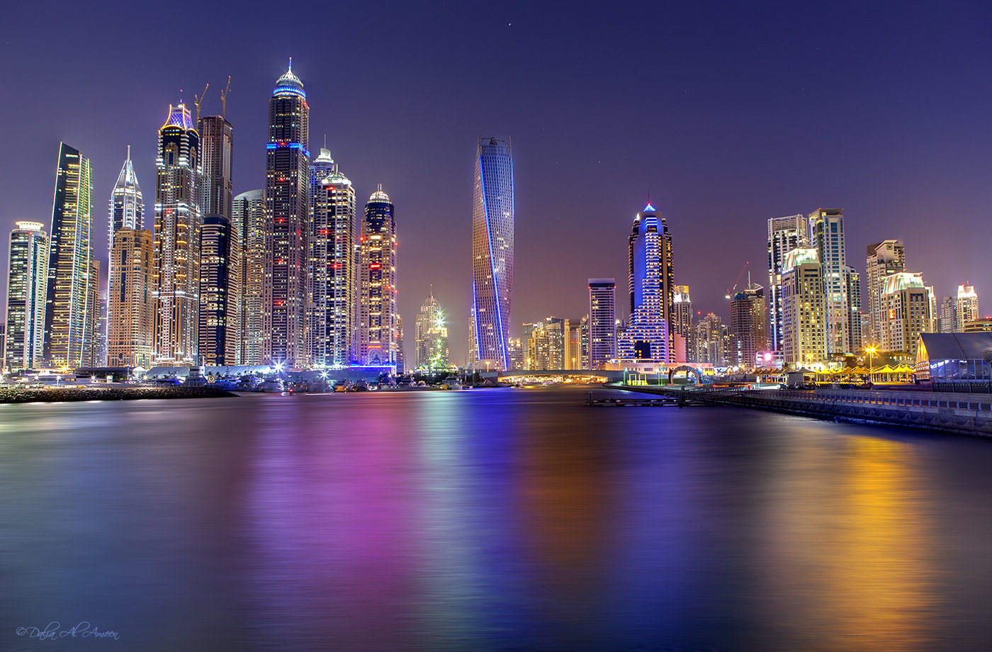 Photograph Dubai Colors by Dalia Al Ameen on 500px