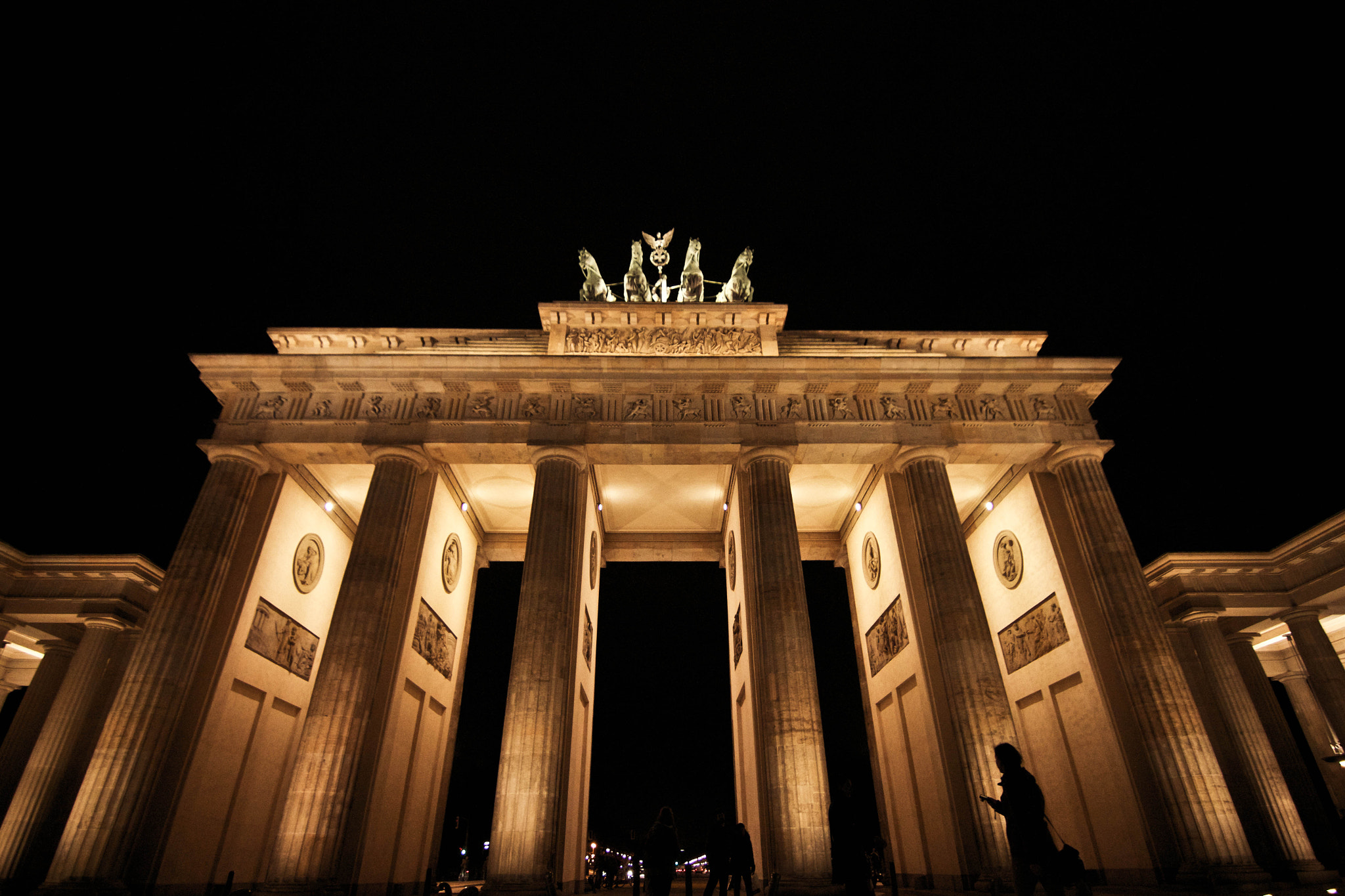 Photograph Brandenburger Tor by Anders Bachmann on 500px