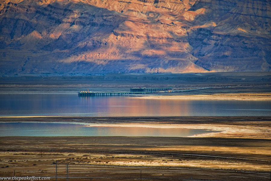 Desert Dock by Donato Scarano on 500px.com