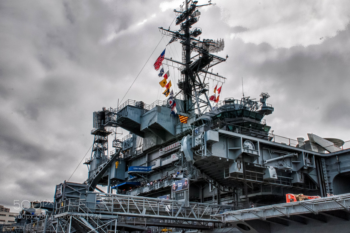 Photograph USS Midway by Tom Walker on 500px