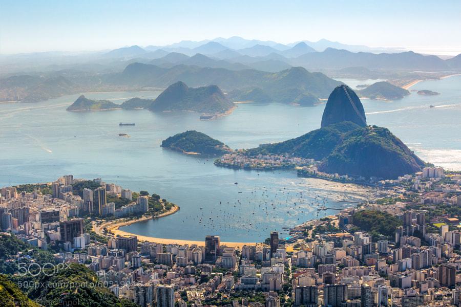 Photograph Rio de Janeiro by Thanat Avit on 500px