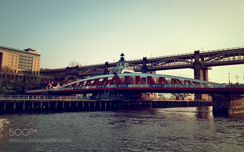 Photograph Swing Bridge by Sam Feldwick on 500px