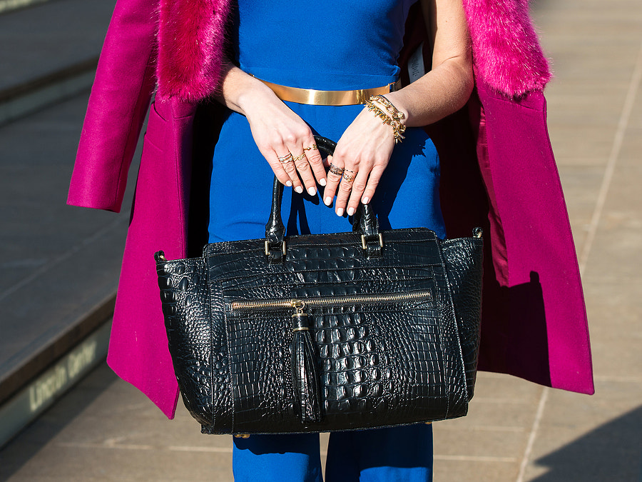 Photograph Day 2 New York Fashion Week FW14 by Spiro Mandylor on 500px