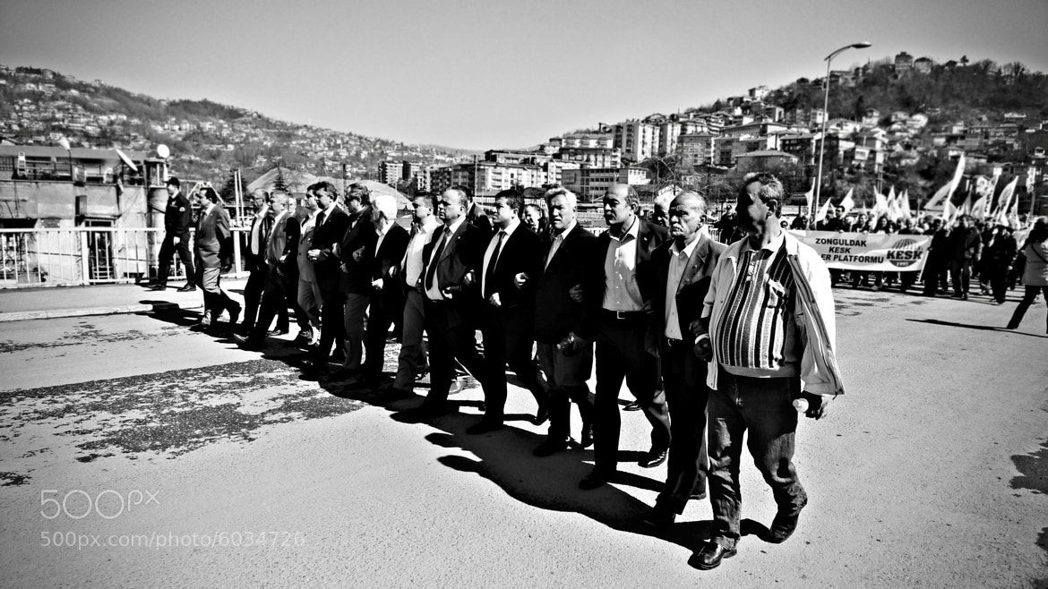 Photograph Politicians Way-2 by Ayhan Kaya on 500px