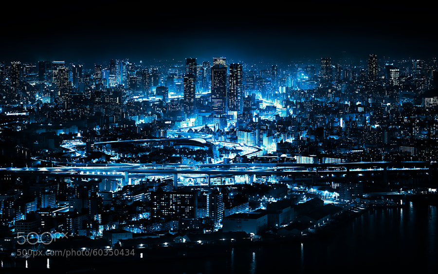 Photograph NEO OSAKA by Yoshihiko Wada on 500px