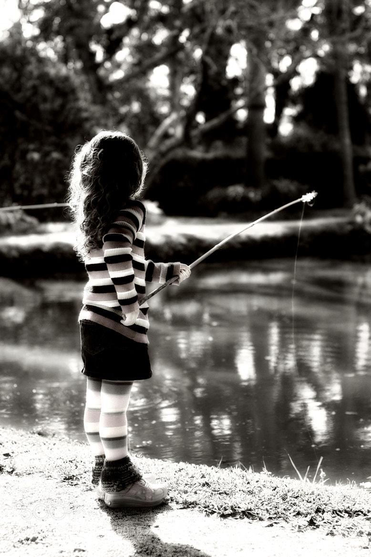 Photograph Gone Fishing by Alan Mezzomo on 500px