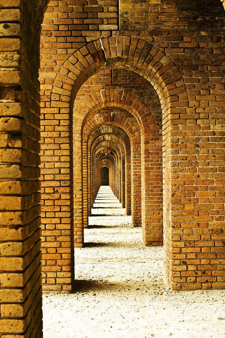 Photograph Fort Jefferson by Thad Zajdowicz on 500px