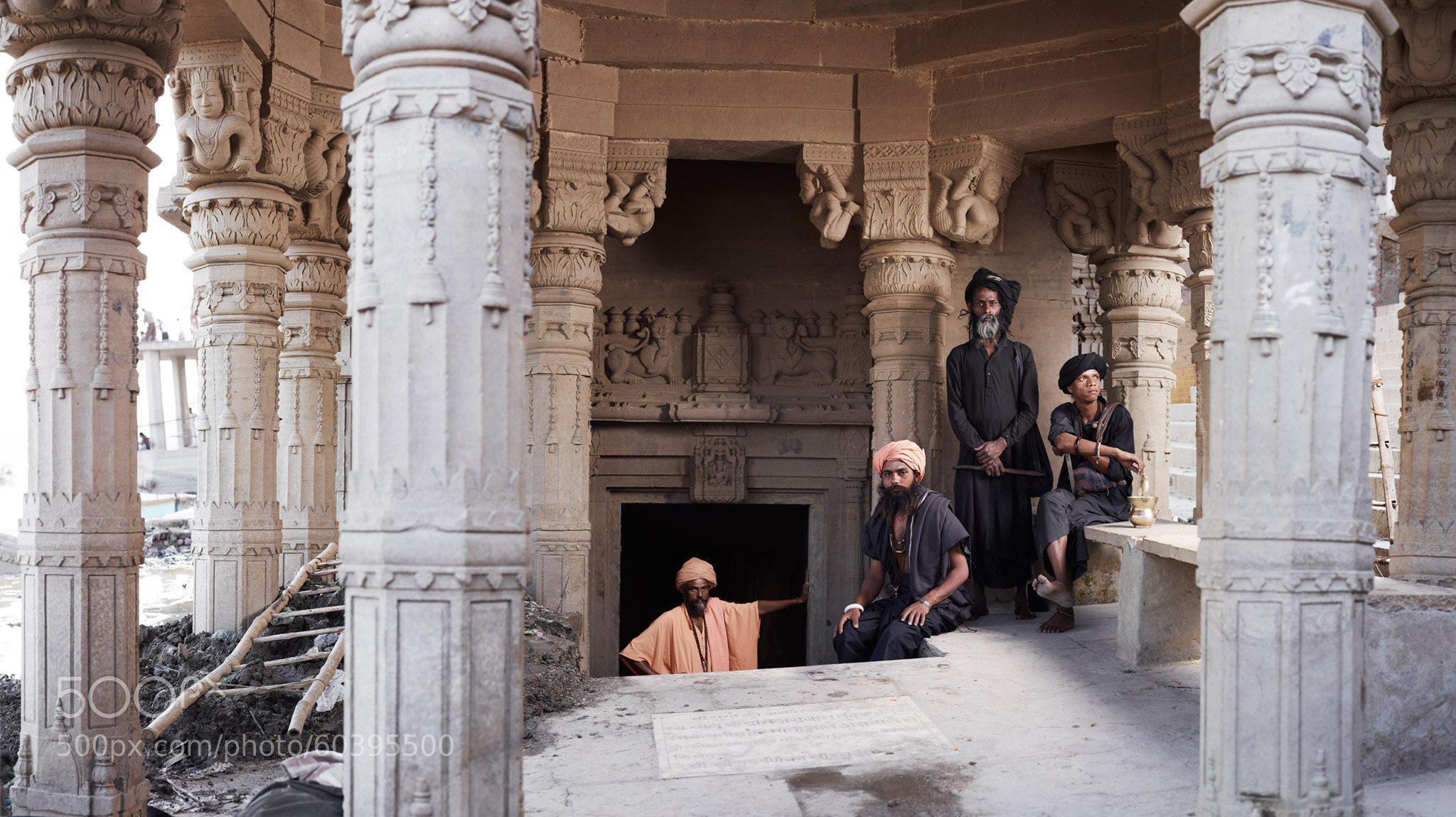 Photograph Aghori at Shiva Temple by Joey L. on 500px